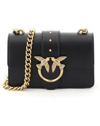 Pinko Love Mini Icon Simply 4 Bag - Black
