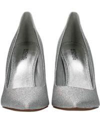 Michael Kors Pumps Keke Women Glitter Silver - Metallic