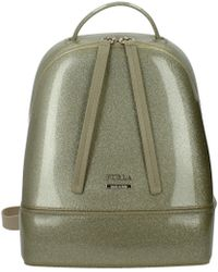 Furla Backpacks And Bumbags Candy Women Gold - Multicolor