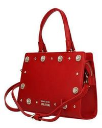 Versace Jeans Couture Red Handbags