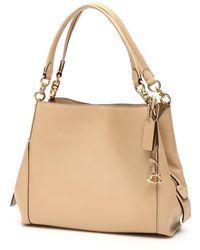 COACH - Dalton 28 Leather Bag - Lyst