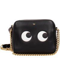 Anya Hindmarch Crossbody Bag - Black