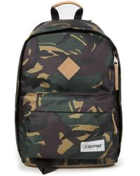 Eastpak Backpack And Bumbags Out Of Office Polyester - Green