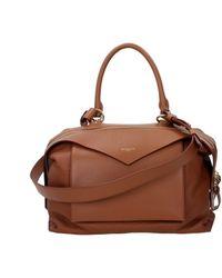 Givenchy Brown Crossbody Bag Sway