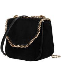Stella McCartney Black Crossbody Bag