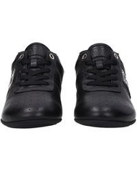 Bally Sneakers Leather - Black