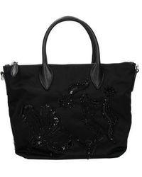 Prada Handbags Woman Black