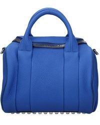 Alexander Wang Handbags Women Blue
