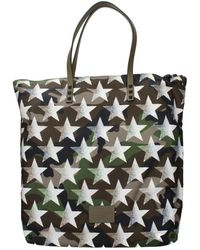 Valentino Handbags Men Green - Multicolor