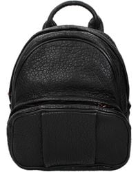 Alexander Wang Backpacks And Bumbags Leather - Black