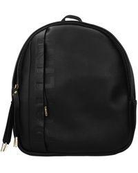 Pollini Backpacks And Bumbags Polyurethane Olive - Black