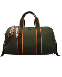 Dolce & Gabbana Travel Bags Men Green