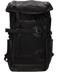 Marcelo Burlon Backpack And Bumbags - Black