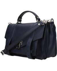 Proenza Schouler - Handbags Indigo Women Blue - Lyst