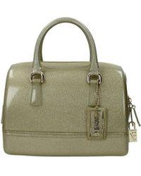 Furla Handbags Candy Pvc - Metallic