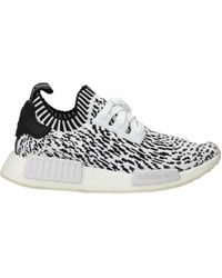 adidas White Sneakers Nmd R1 Pk