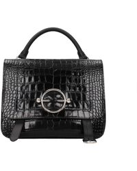JW Anderson Black Handbags Satchel