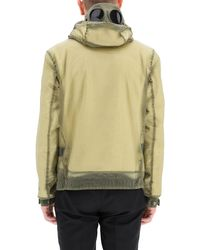 C.P. Company Cp Company Hooded Jacket - Green
