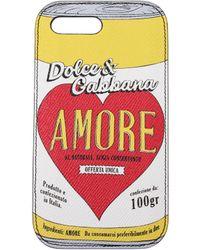 Dolce & Gabbana Iphone Cover Iphone 7-8 Plus - Multicolour