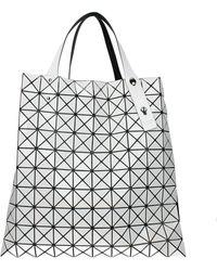Issey Miyake Handbags Baobao Plastic - White