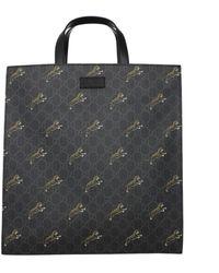 Gucci Handbags Men Black
