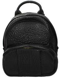 Alexander Wang Backpacks And Bumbags Women Black