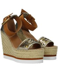 See By Chloé Multicolour Wedges