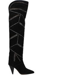 Isabel Marant Boots Women Black