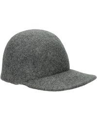Stella McCartney - Hats Women Gray - Lyst