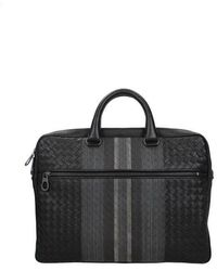 Bottega Veneta Work Bags - Black