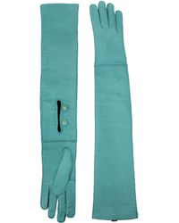 Prada Gloves Women Green