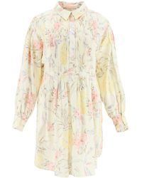 See By Chloé See By Chloe Spring Fruits Print Mini Dress - Multicolour