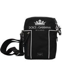 Dolce & Gabbana Crossbody Bag - Black