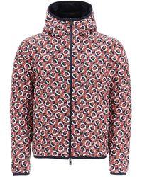 Moncler Basic Zois Reversible Down Jacket - Multicolour