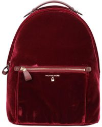 Michael Kors Backpacks And Bumbags Kelsey Lg Women Red