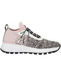 Prada Trainers Fabric - Pink