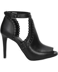 Michael Kors Black Sandals Jessie