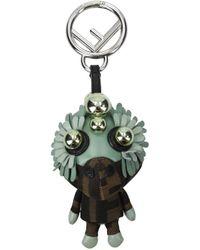 Fendi - Green Pendants Space Monkey - Lyst