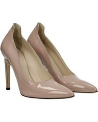 Pinko Court Shoes Nadir Patent Leather - Pink