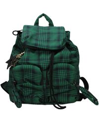 See By Chloé Green Backpacks And Bumbags