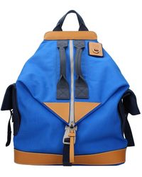 Loewe Backpack And Bumbags Fabric - Blue