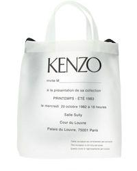 KENZO Handbags Women White