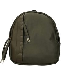 Pollini Backpacks And Bumbags Polyurethane Olive - Green