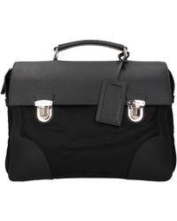 Prada Black Work Bags