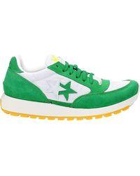 2Star Sneakers Fabric - Green