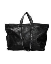 Balenciaga Black Handbags