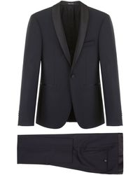 Tagliatore Two-piece Suit - Black