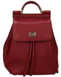 Dolce & Gabbana Backpacks And Bumbags Sicily - Red