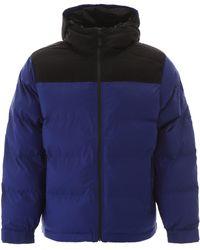 Carhartt Larsen Puffer Jacket - Blue