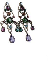 Lanvin Earrings Women Gold - Metallic
